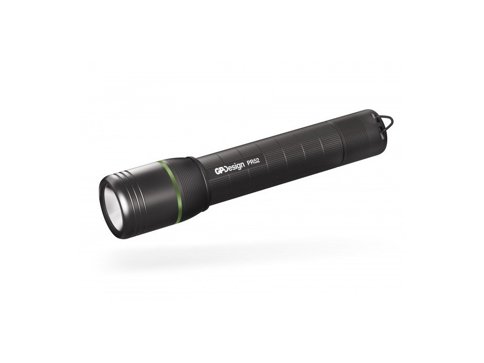 GP - 450lm Rechargeable Flashlight - Vega Design (450032)