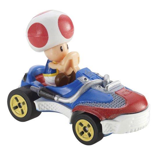 Hot Wheels Mario Kart Toad Sneeker