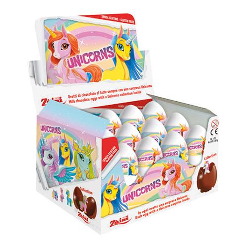 Unicorn Chokladägg - 1-pack