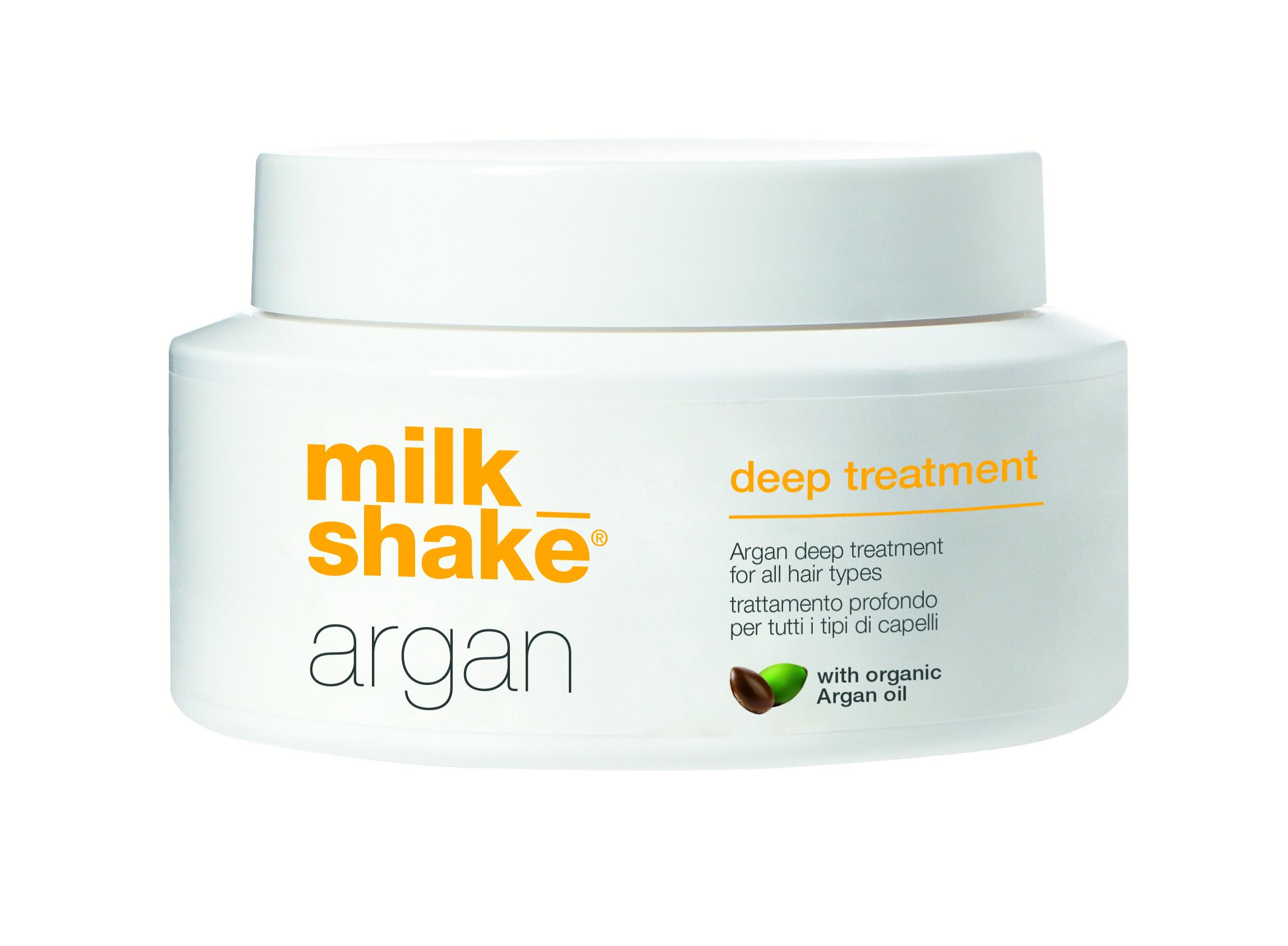 milk_shake - Argan Oil Deep Treatment 200 ml