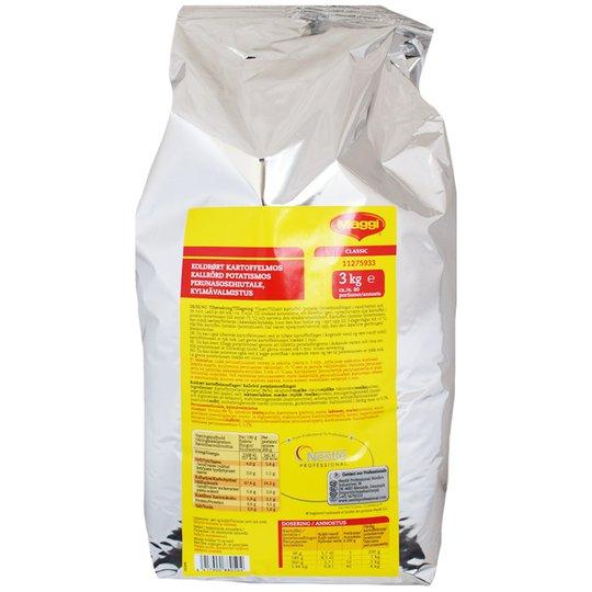 Potatismos Kallrörd 3kg - 58% rabatt