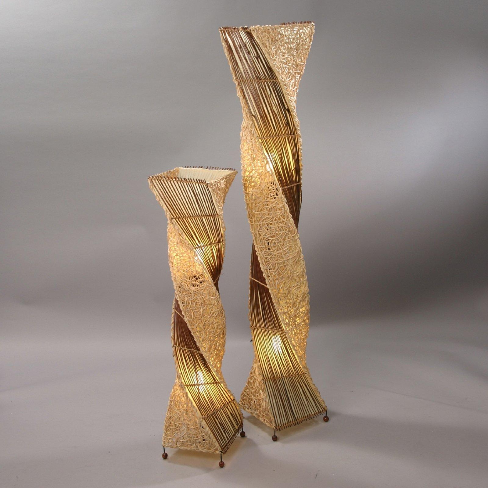 Vridd stålampe MARCO, 100 cm