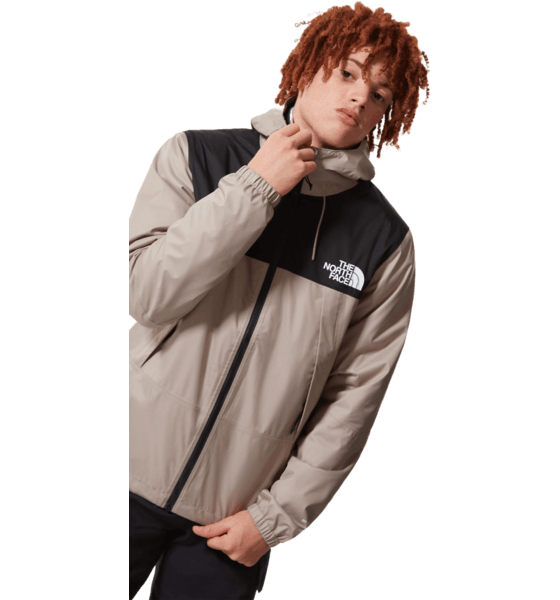 The North Face M 1990 Mountain Q Jacket Jackor MINERAL GREY