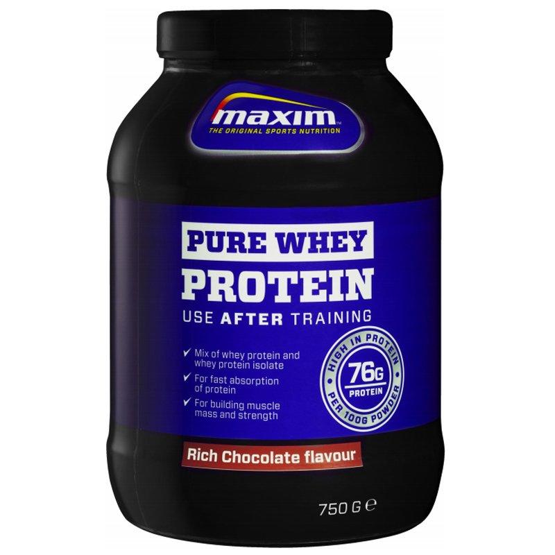 "Proteiinijauhe ""Rich Chocolate"" 750 g - 57% alennus"