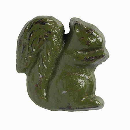 håndtak Ekorn 5x5 cm - Grønn