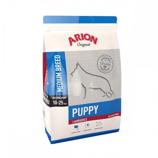 Arion Puppy Medium Breed Lamb & Rice (3 kg)