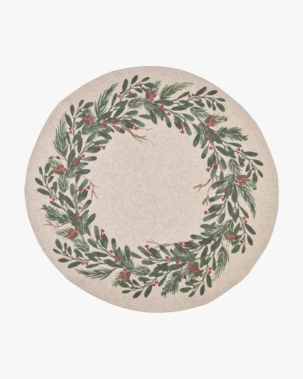 Joulukuusenmatto, Leaf