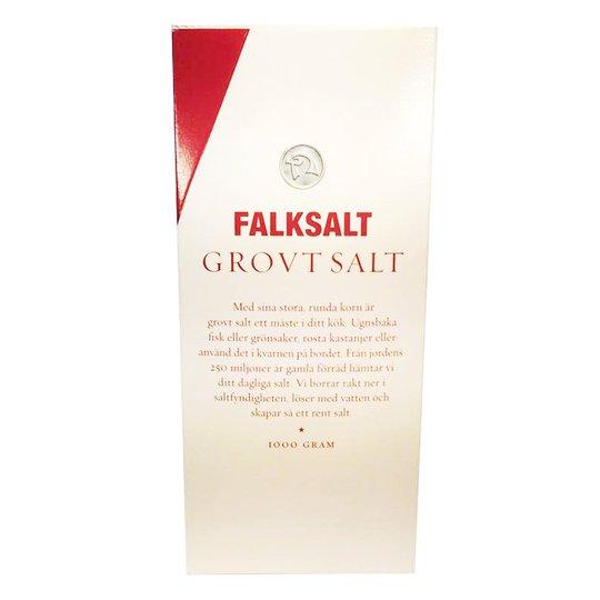 Grovt salt - 54% rabatt