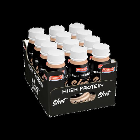 12 x Ehrmann High Protein Drink, 250 ml, Chocolate