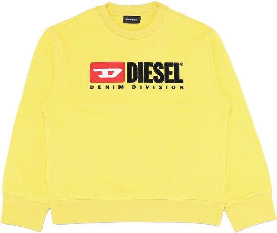 Diesel Screwdivision Sweatshirt, Freesia 10år