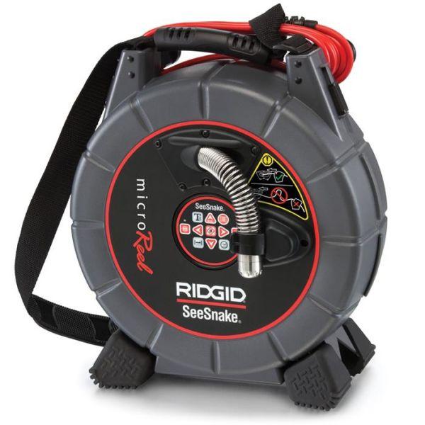 Ridgid SeeSnake MicroReel Inspeksjonskamera 30m for SeeSnake