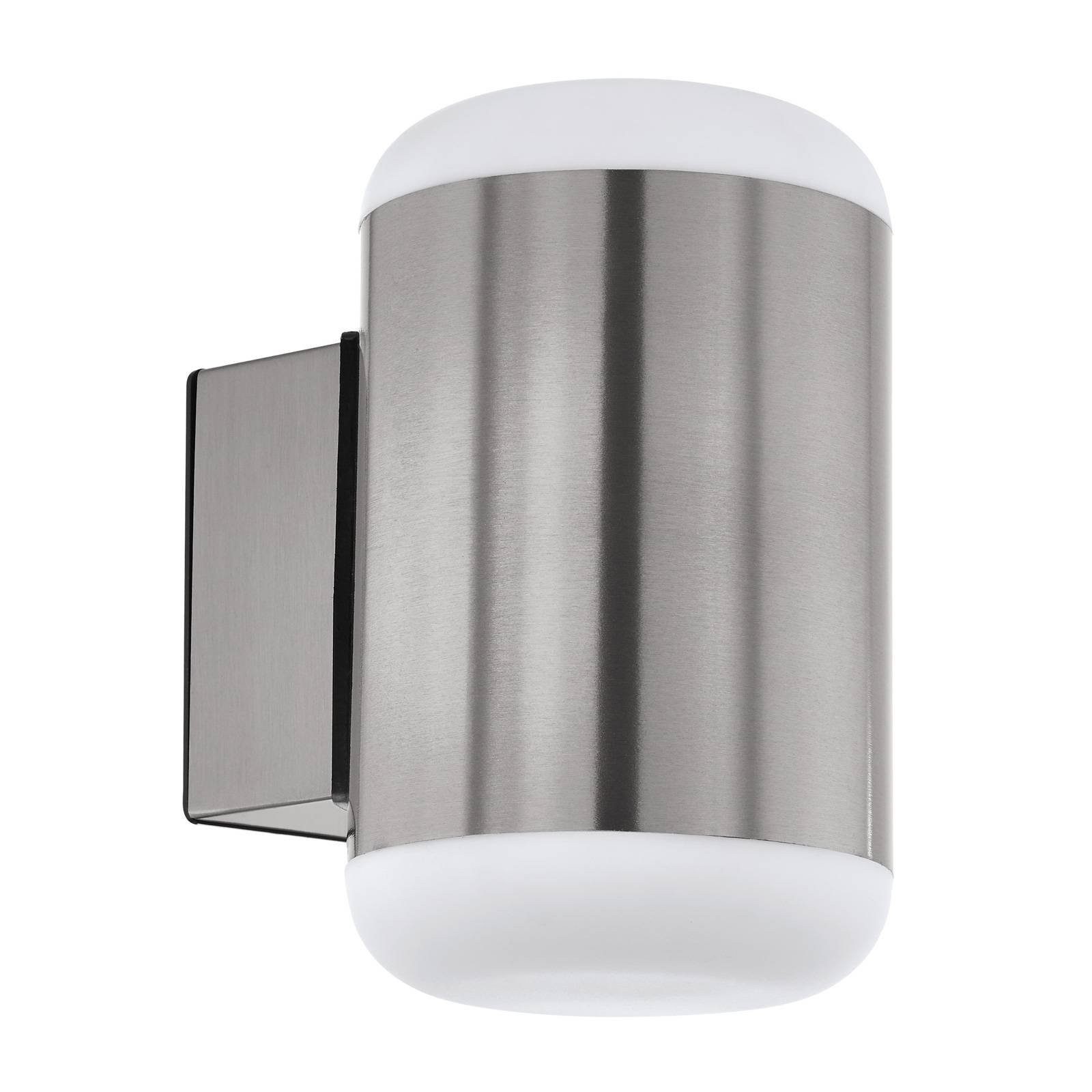 Utevegglampe Merlito av rustfritt stål