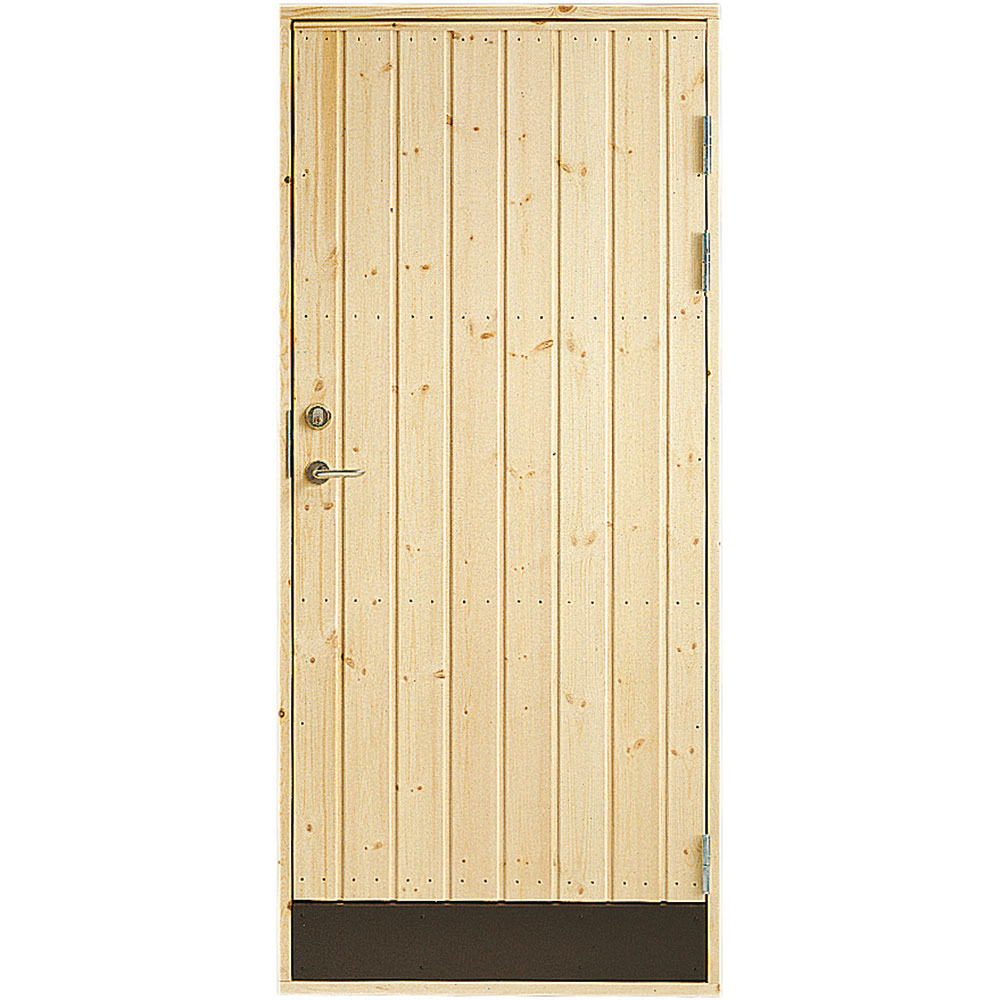 Dør 18° panel Jabo Boddør 10 x 21, Høyre