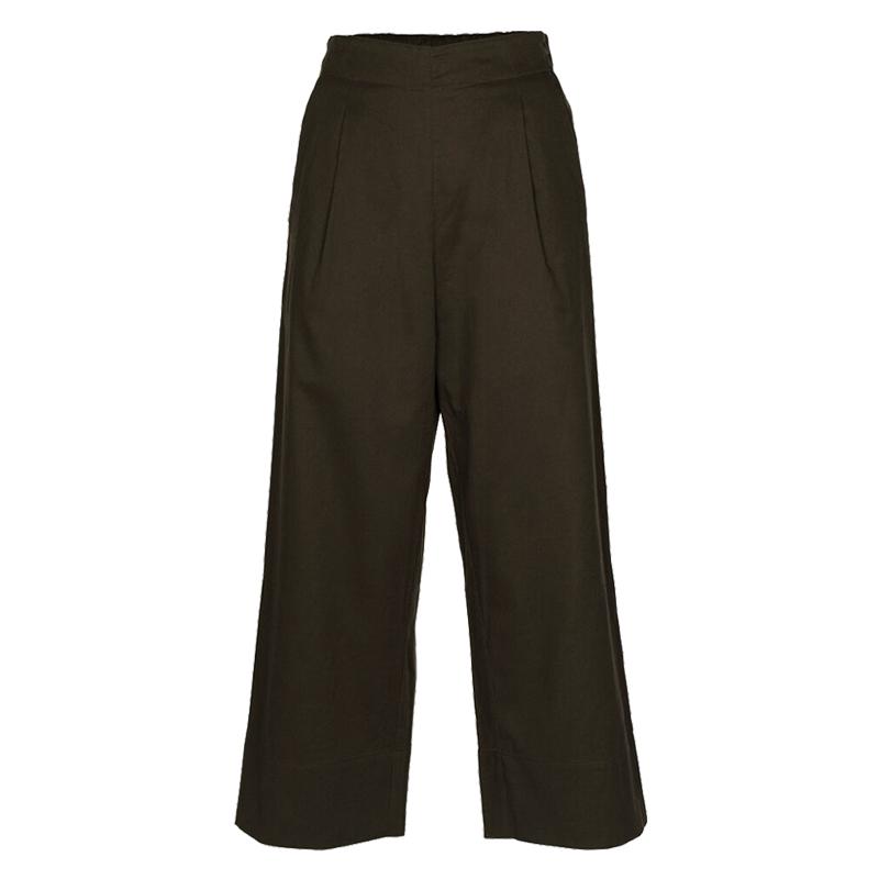Loungewear byxor Leaf Green Stl M - 64% rabatt