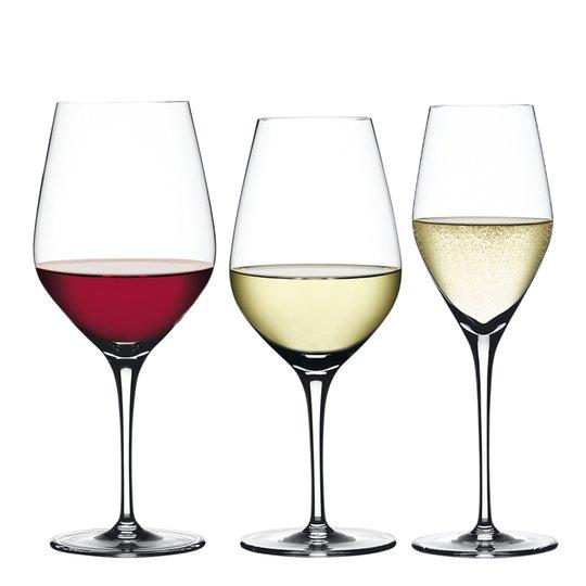 Spiegelau - Spiegelau Authentis Vin och Champagneset 12-pack
