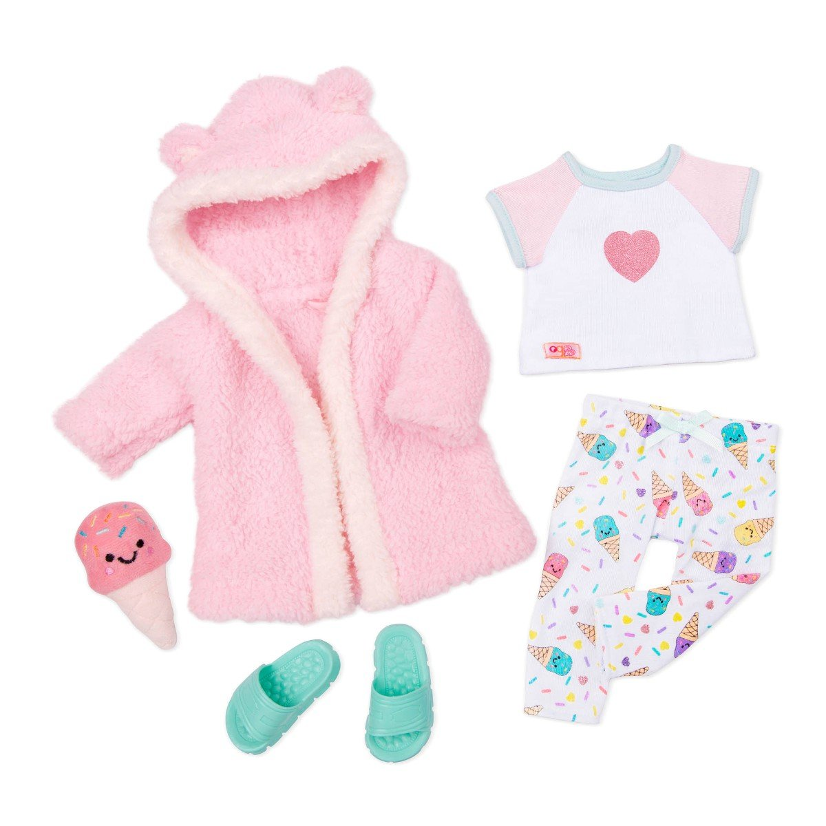 Our Generation - Dolls clothing - Deluxe Ice Cream Dreams outfit (730350)