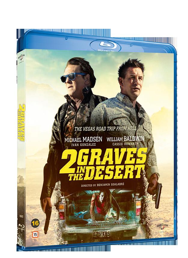 2 Graves In The Desert Bd
