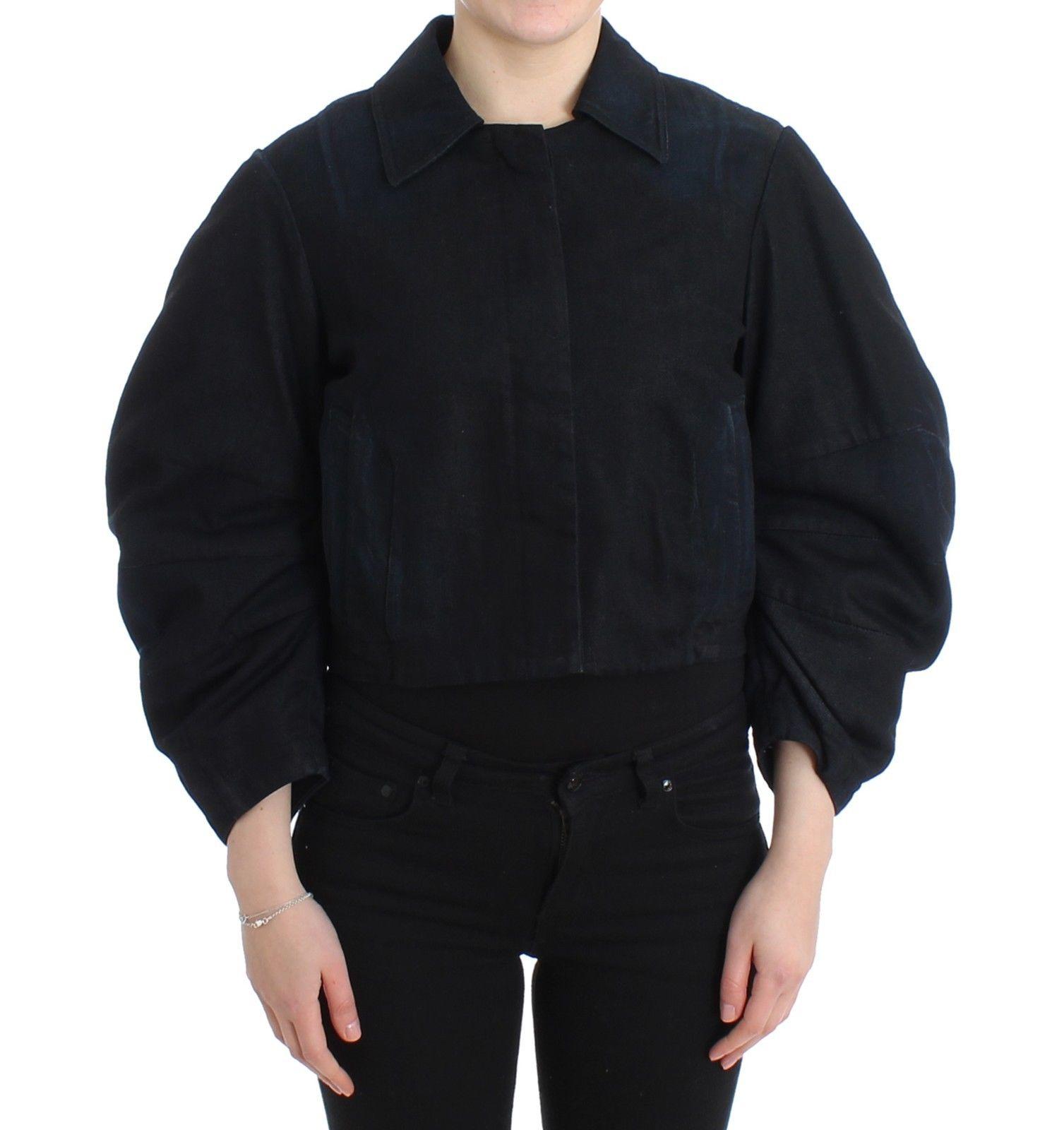 GF Ferre Women's Denim Jacket Blue SIG11594 - IT42