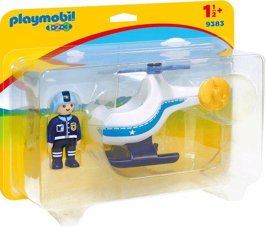 Playmobil 9383 Politihelikopter