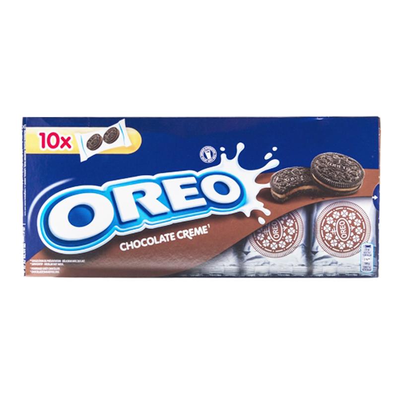 """Oreo """"Chocolate Cream"""" 10-pack - 43% rabatt"""