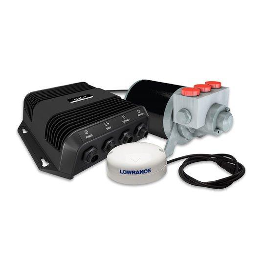 Lowrance autopilot för hydraulisk styrning
