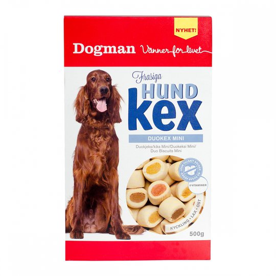 Dogman Duokex Mini 500 g