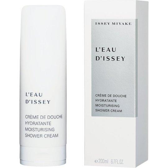Issey Miyake L'Eau d'Issey Moisturising Shower Cream, 200 ml Issey Miyake Suihku- ja kylpytuotteet