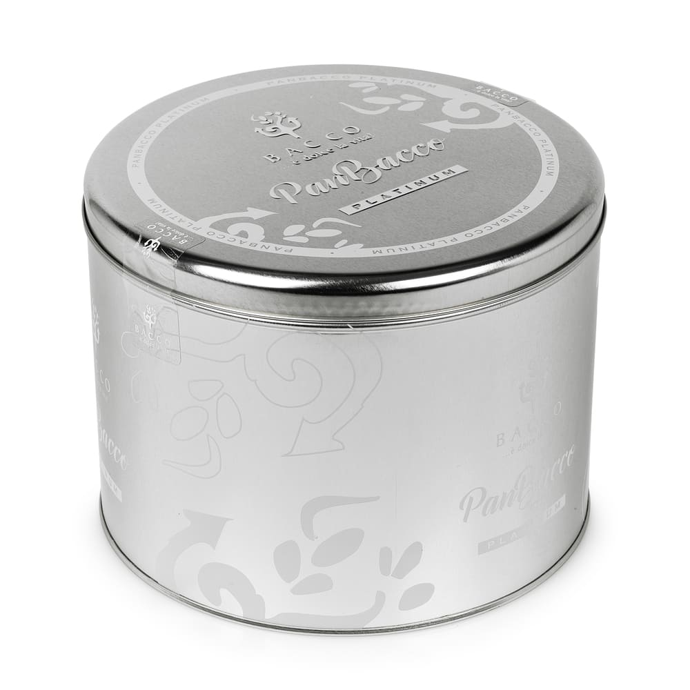 Platinum Panettone by Bacco 1kg