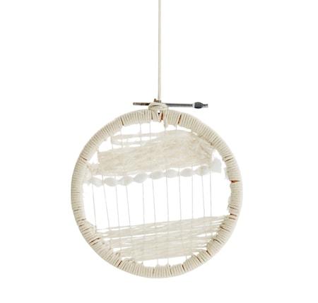Round weaving deco