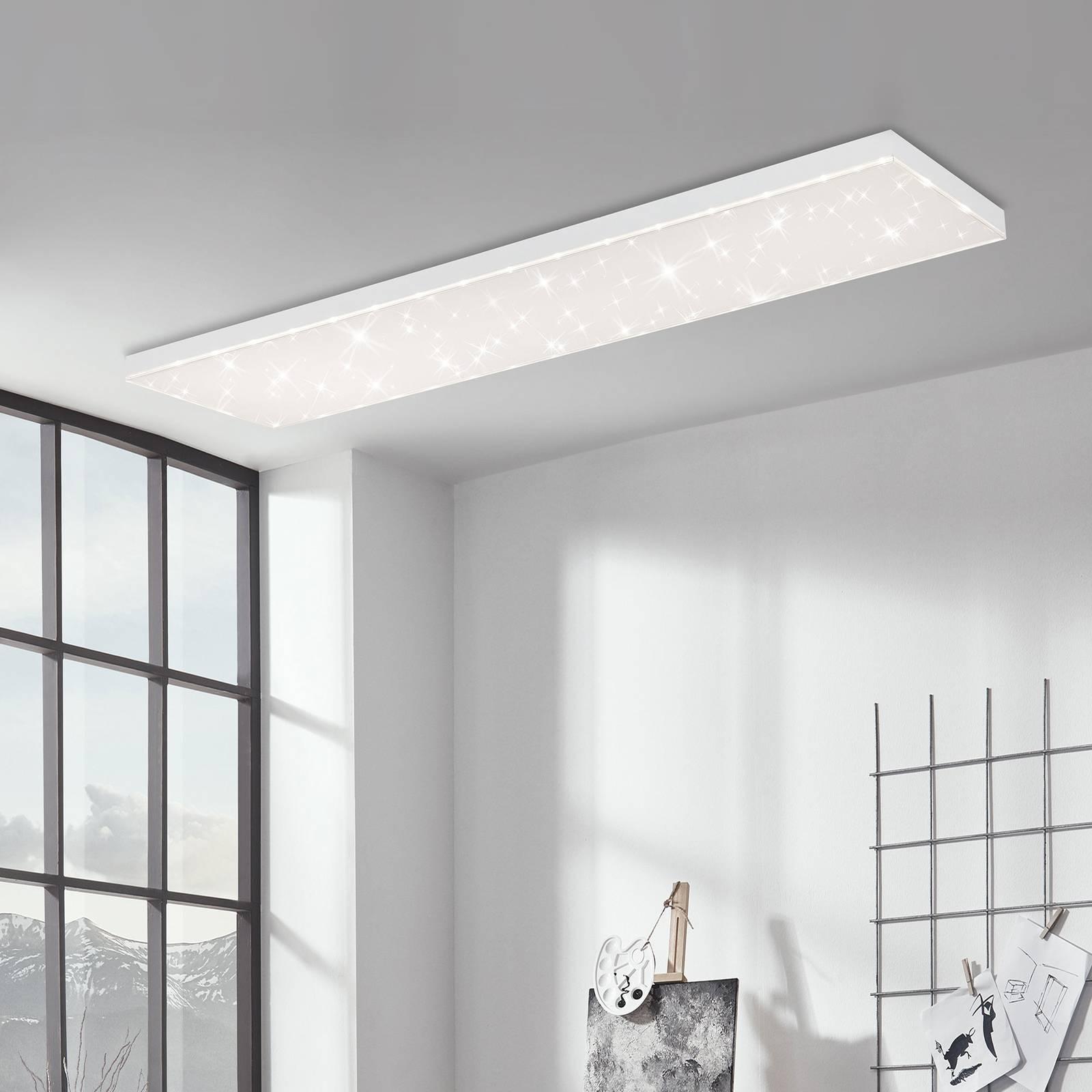 LED-tähtitaivas Frameless CCT, 120x30cm
