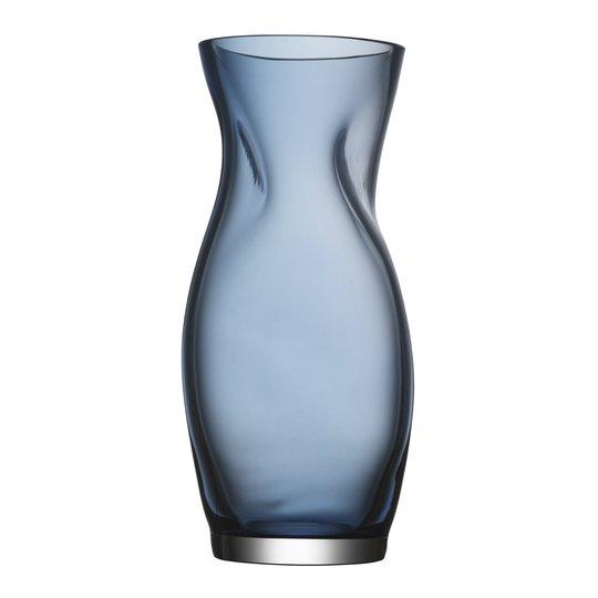 Orrefors - Squeeze Vas 23 cm Blå