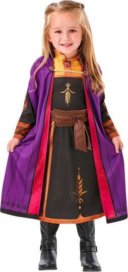 Disney Frozen Kostyme Anna 3-4 år