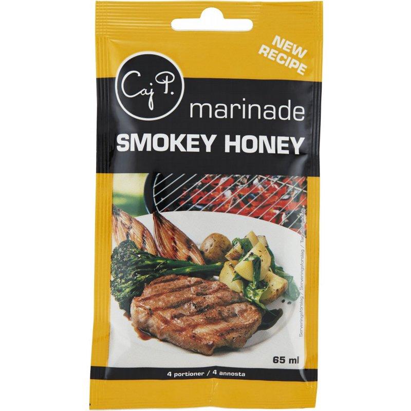 Marinadi Smokey Honey - 9% alennus