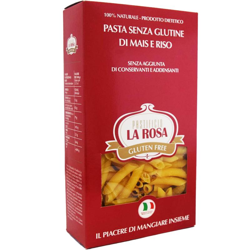 "Pasta Glutenfri ""Penne"" 500g - 46% rabatt"