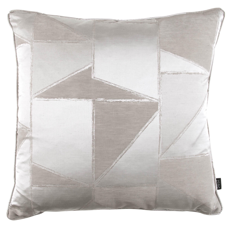 Zinc Romo I Banderas Cushion | Driftwood 50x50