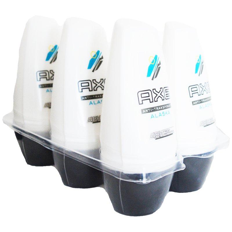 "Laatikollinen Roll-on -deodorantteja ""Alaska"" 6 x 50 ml - 44% alennus"