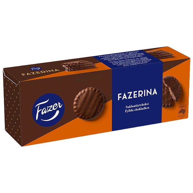 Fazerina Suklaakeksit - 28% alennus