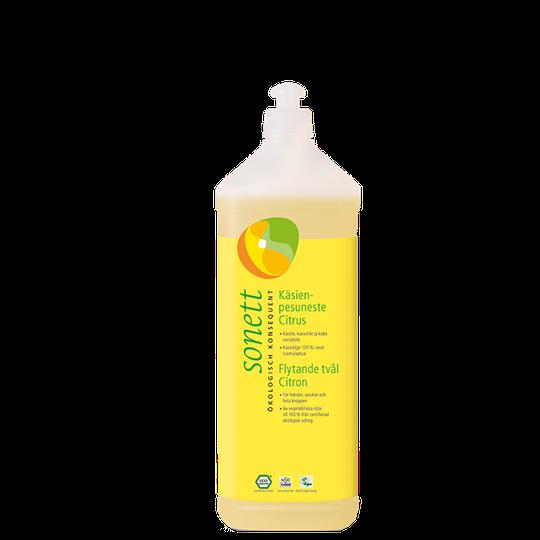 Tvål citron, 1 liter