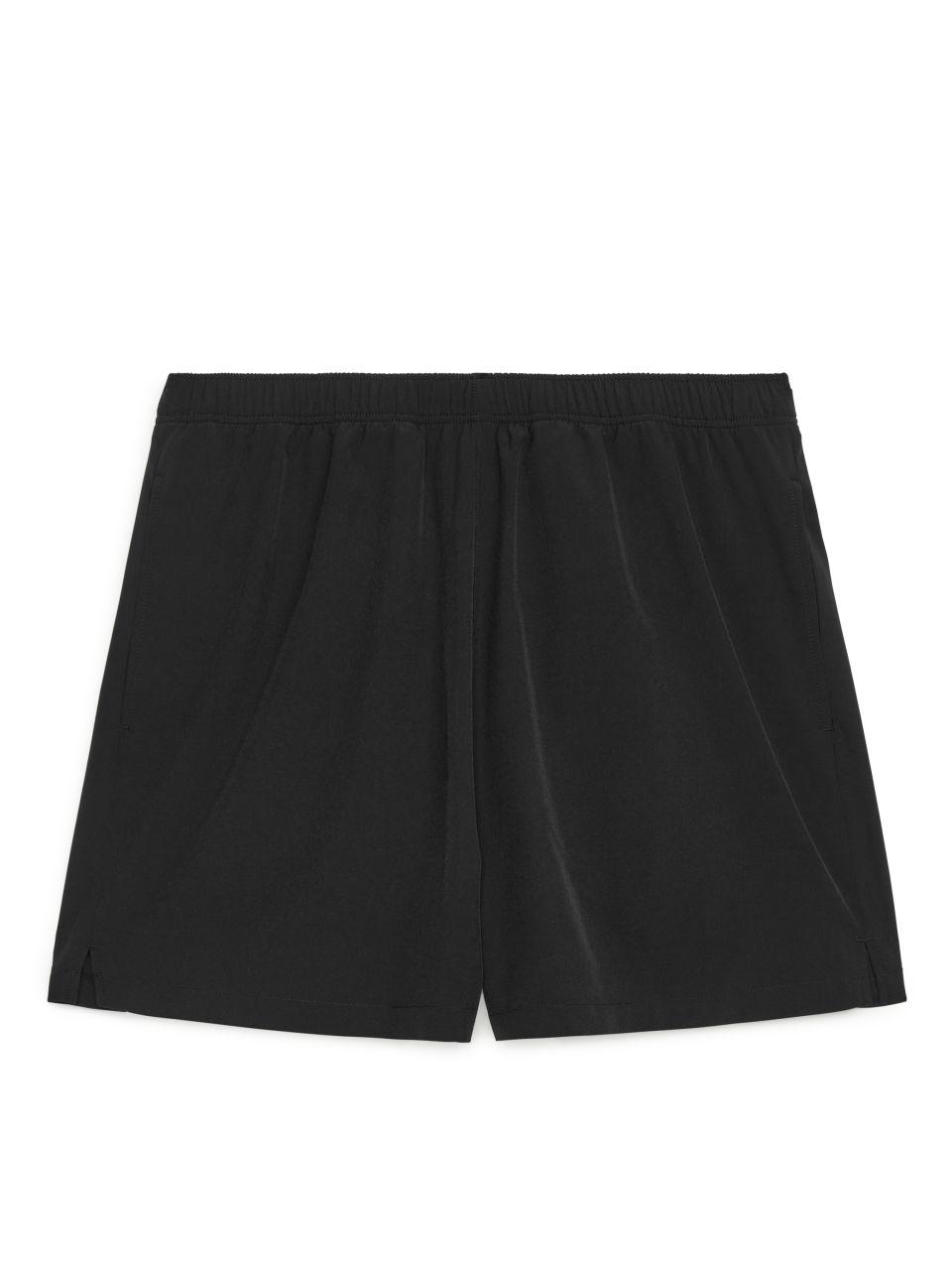 Training Shorts - Black