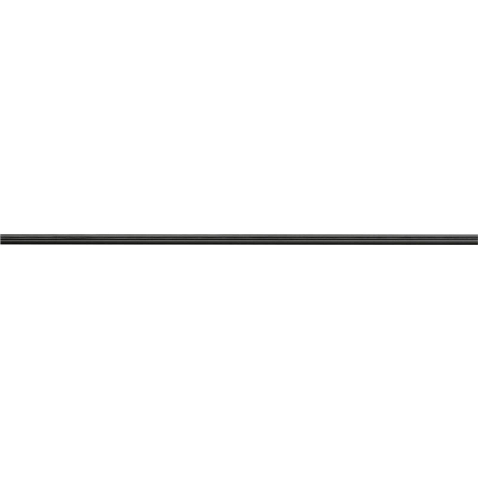 SLV EASYTEC II -kisko 230V, 2 m, musta