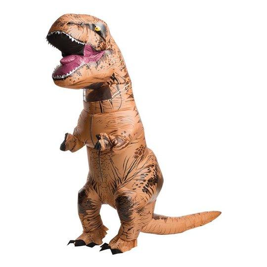 Uppblåsbar T-Rex Maskeraddräkt - One size