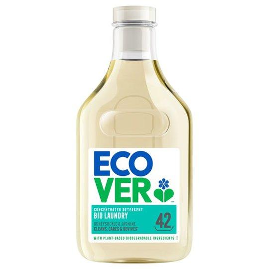 Ecover Flytande Tvättmedel Honeysuckle & Jasmine, 1,5 L