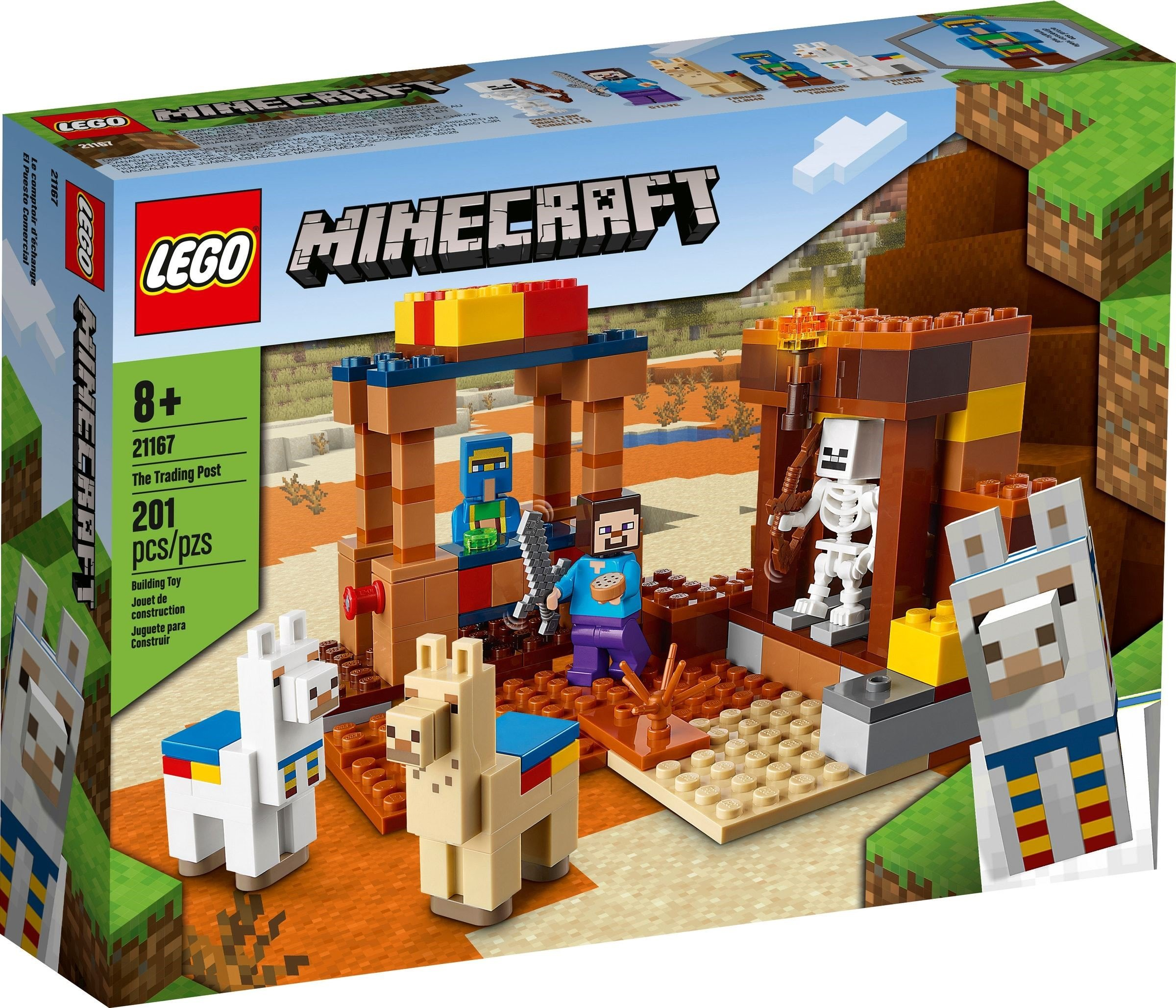 LEGO Minecraft - The Trading Post (21167)