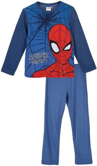 Marvel Spider-Man Pysjamas, Navy, 4 År