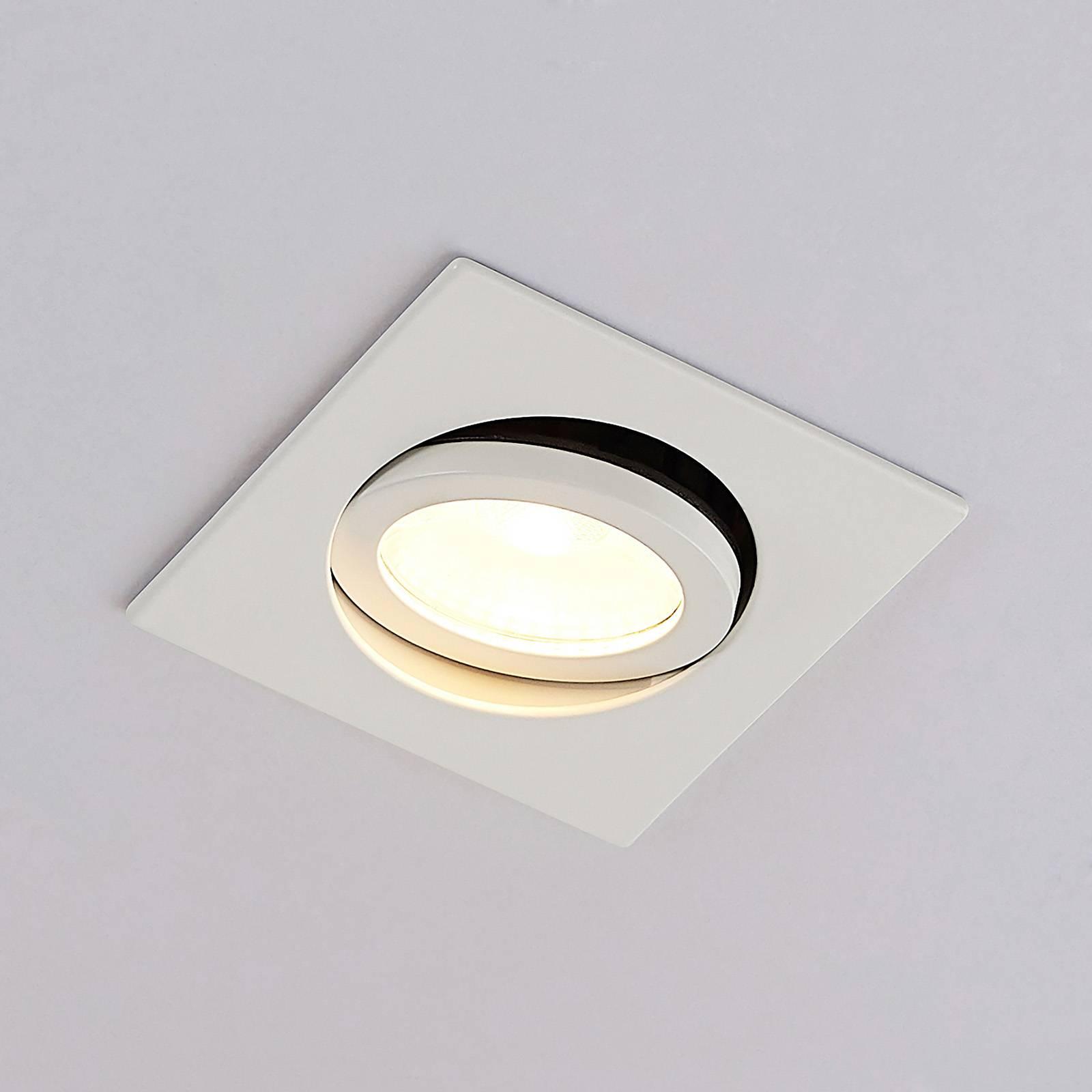 Arcchio Dacio LED-alasvalo kulmikas 36° IP65 8,2W