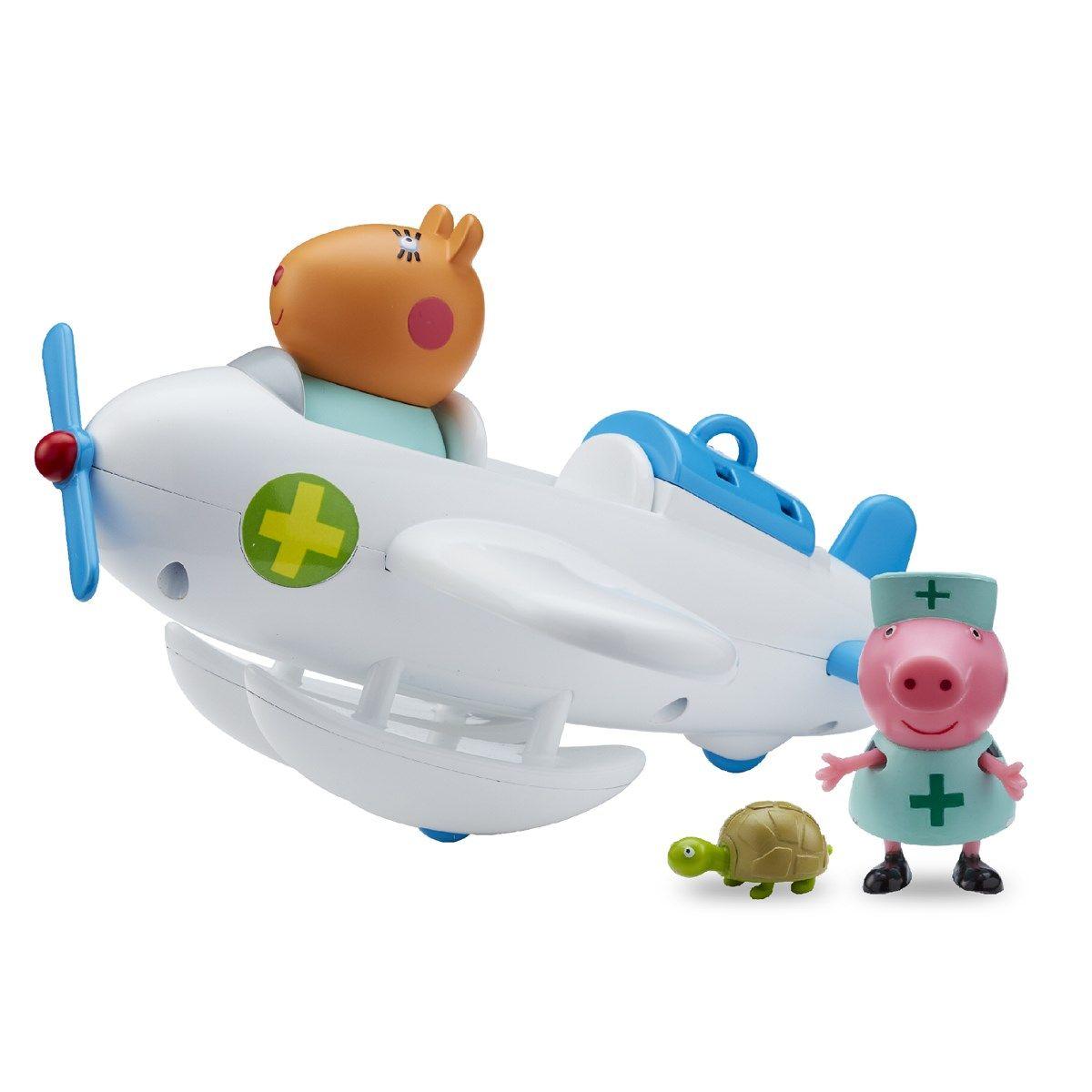 Peppa Pig - Dr. Hamster Plane (905-07349)