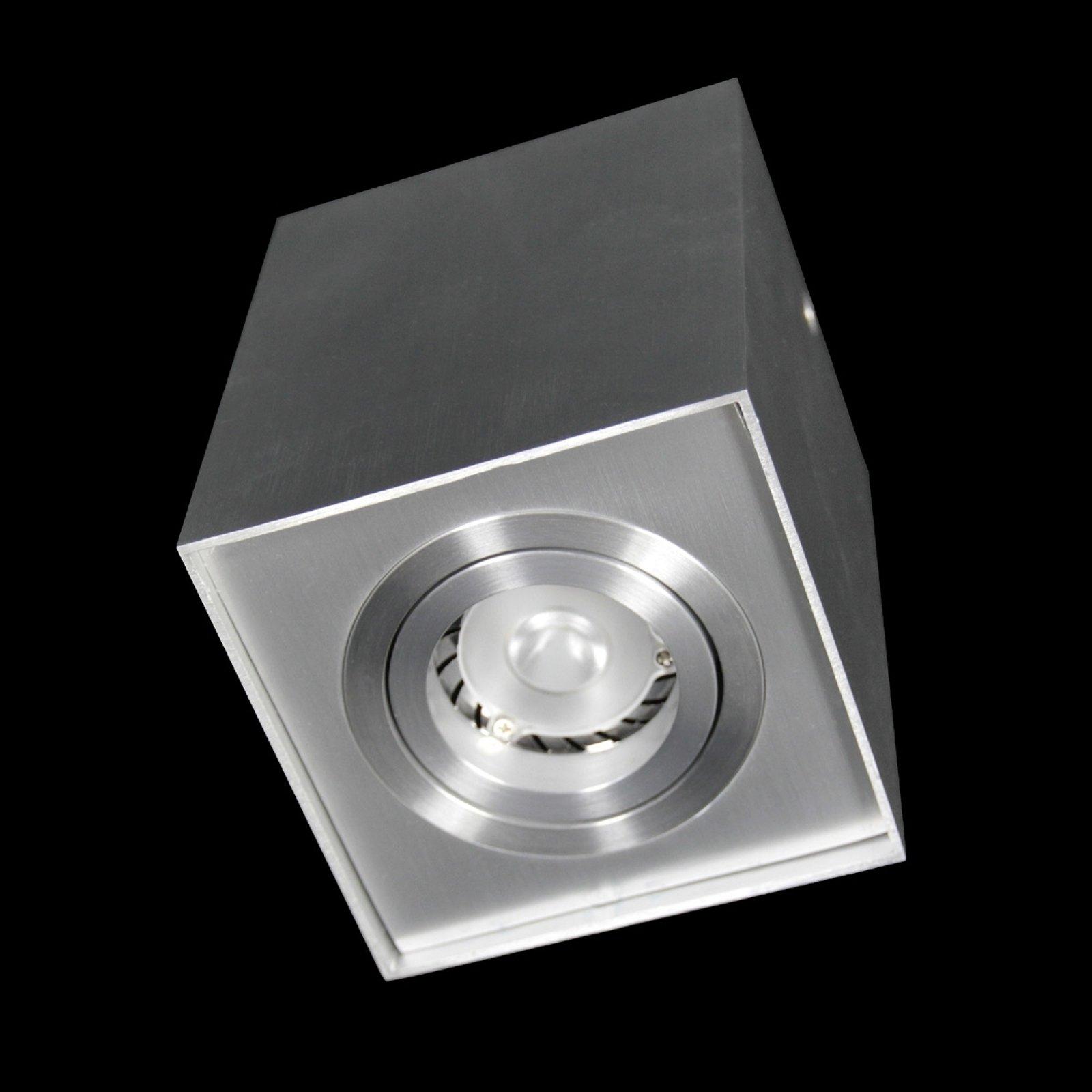 Kvadratisk SUSE LED-taklampe
