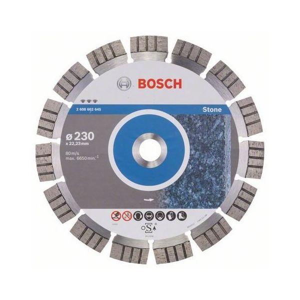 Bosch Best for Stone Diamantkappskive 230x22,23mm