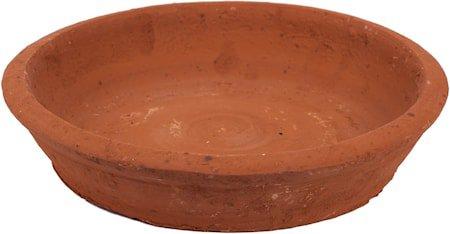 Fat til terracotta krukke, d25 h4,5