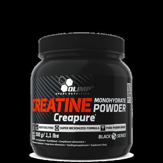 Creatine Monohydrate Powder Creapure, 500 g